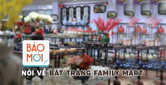 【Báo Mới】Chuỗi cửa hàng gốm sứ - BatTrang Family Mart
