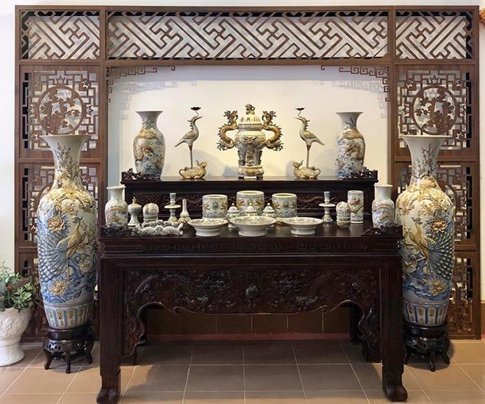 Bộ đồ thờ tâm linh bán chạy nhất Việt Nam