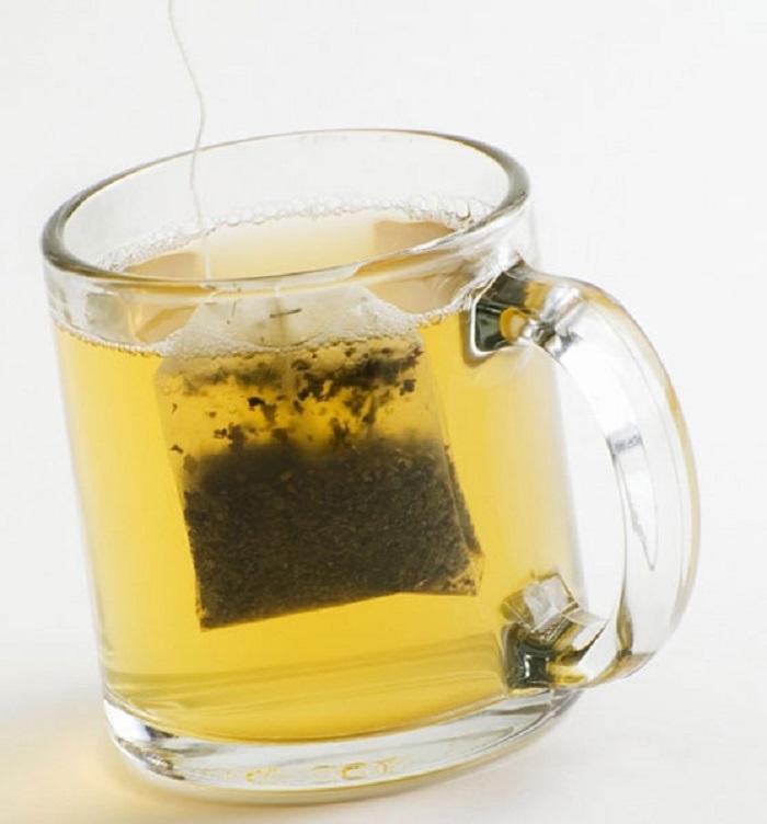 Cách pha trà atiso túi lọc