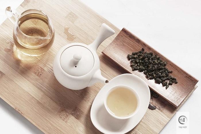 Cách pha trà sữa ô lông