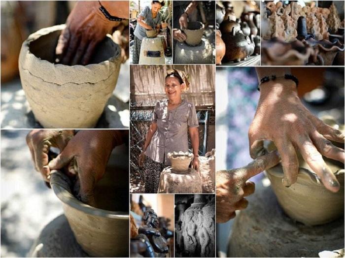 Tìm hiểu về làng gốm Bàu Trúc - Ninh Thuận