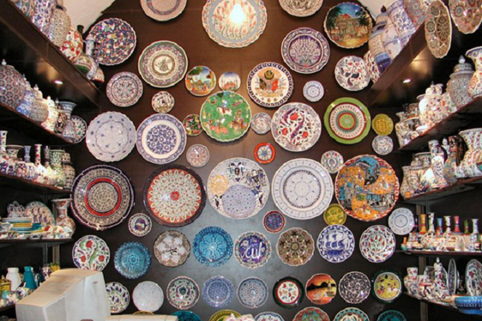 Một số sản phẩm của gốm Thanh Hà