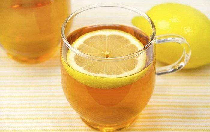 Cách pha trà chanh giải độc cơ thể