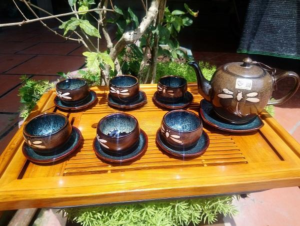 Bộ ấm chén nghệ nhân Tô Thanh Sơn 41