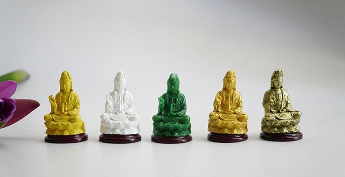 Hướng đặt bàn thờ Phật bà Quan Âm theo phong thủy