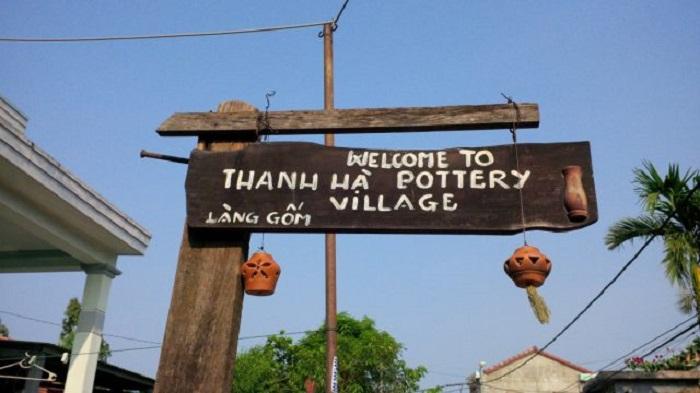 Tìm hiểu về làng gốm Thanh Hà ở đâu?