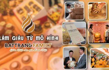 Nhượng Quyền Gốm Sứ - Làm giàu từ mô hình Bát Tràng Family