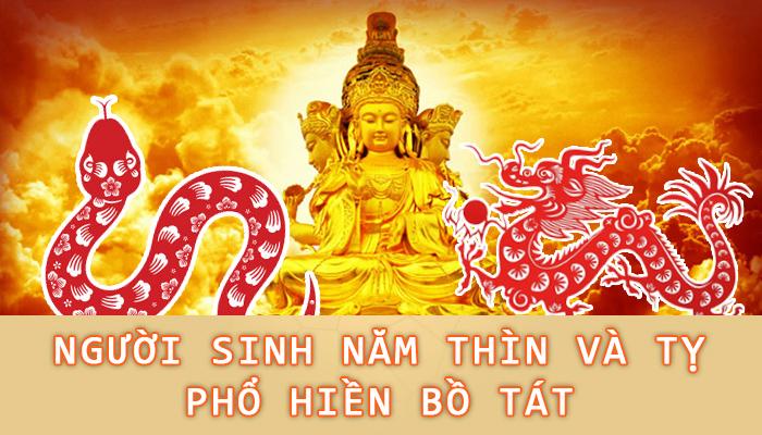 Phổ Hiền Bồ Tát - Phật Bản Mệnh Của Người Tuổi Thìn, Tuổi Tỵ
