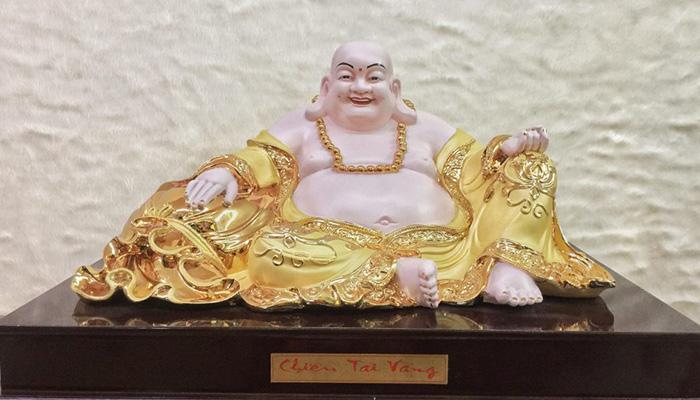 Đặt tượng Phật Di Lặc ở đâu trong nhà