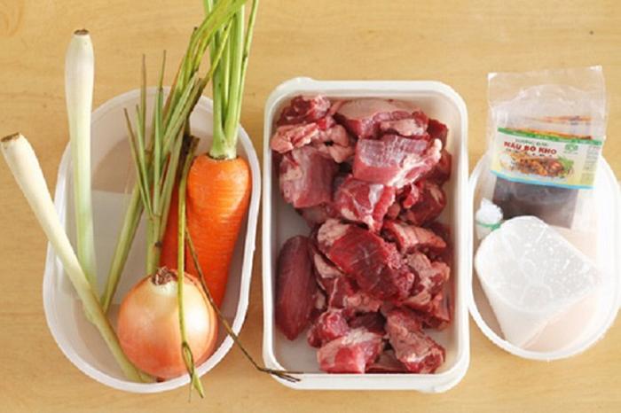 Cách nấu bò kho đơn giản thơm ngon