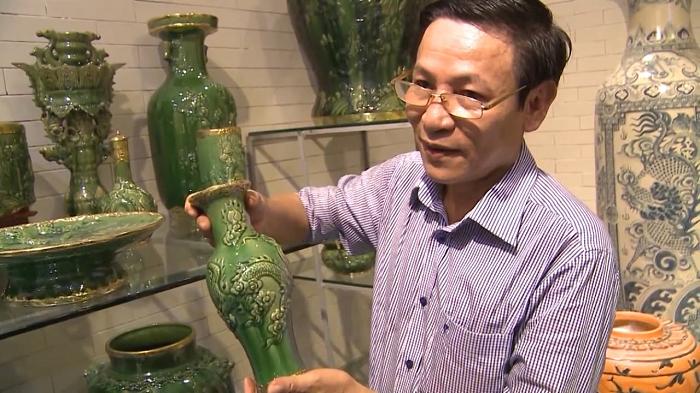 Nghệ nhân nhân dân Trần Độ