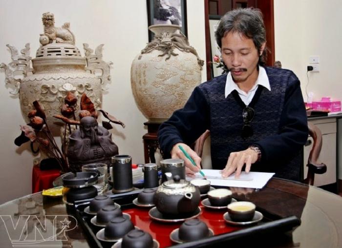 Nghệ nhân Vương Mạnh Tuấn