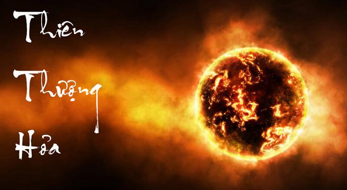 Thiên Thượng Hỏa là gì? Màu và mệnh hợp với Thiên Thượng Hỏa