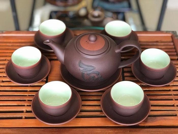 Ý nghĩa của ấm trà tử sa Bát Tràng