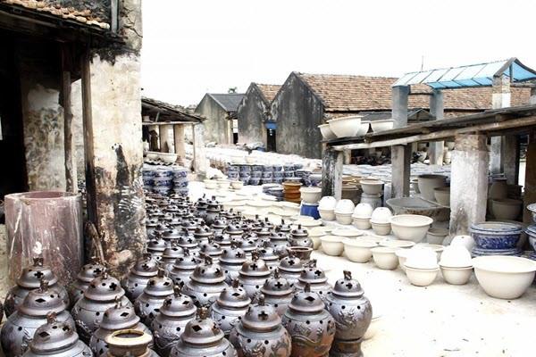 Làng gốm Bát Tràng cội nguồn của nghề gốm