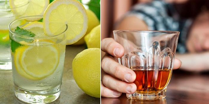 Nước chanh là giải pháp hiệu quả dành cho bạn khi say rượu bia